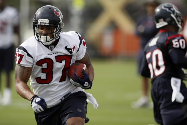 Foster Pleases Texans in Return to Practice