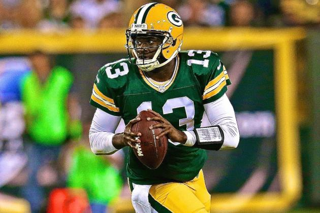Vince Young Reportedly Beats out Graham Harrell for Packers' Backup QB Spot