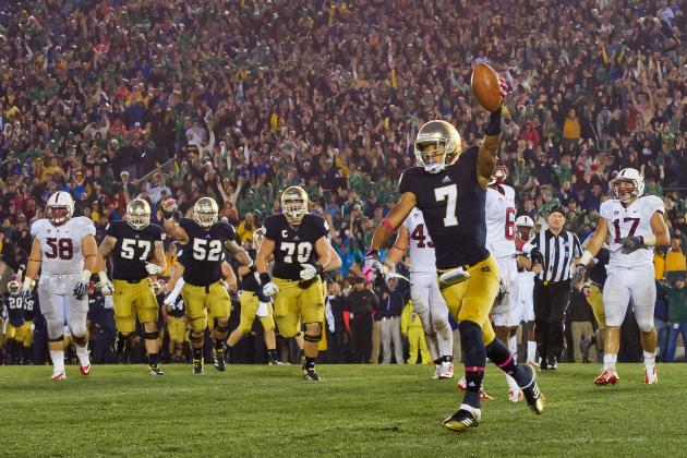 Notre Dame Football: Highlighting Toughest Games on Schedule for Fighting Irish