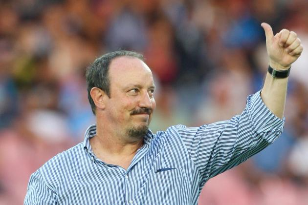 Excitement Reigns at Napoli, Where Benitez, Players Hope for Scudetto Glory