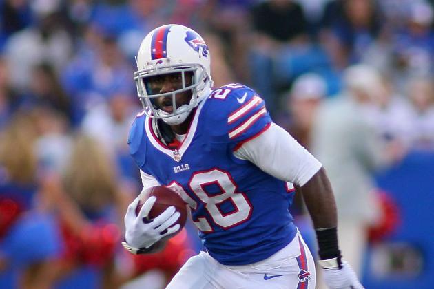 CJ Spiller Injury: Updates on Bills Star's Knee, Potential Return Date