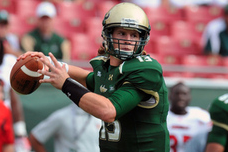 Report: QB Floyd Named Starter vs. McNeese State