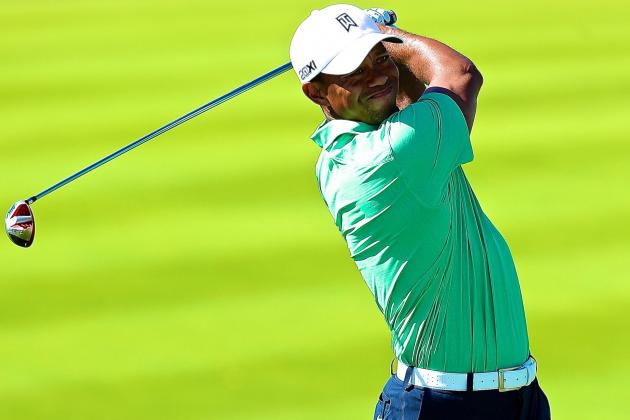 Tiger Woods at Barclays 2013: Day 3 Recap and Twitter Reaction