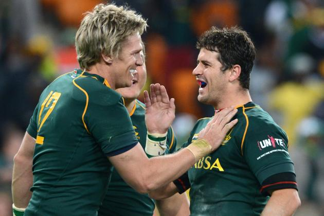 Argentina vs. South Africa: Score and Post-Match Reaction