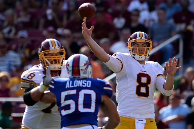 Buffalo Bills vs. Washington Redskins: Live Score and Analysis for Washington