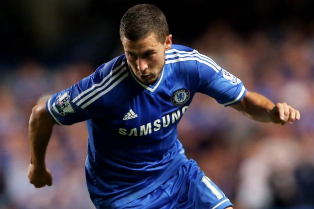 Why Eden Hazard Will Be Key to Chelsea Success at Manchester United on Monday