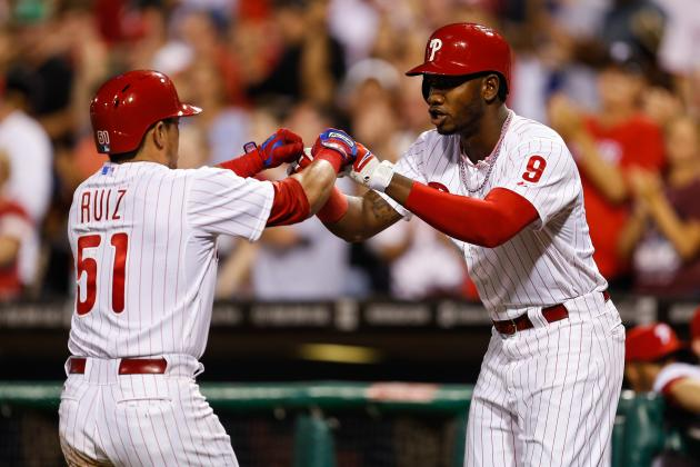 Dom Brown Leaves Game with Soreness in Heel