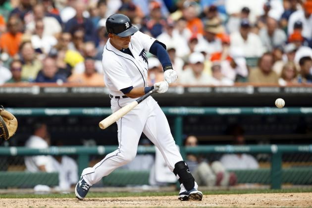 Jose Iglesias Has Swelling in Left Arm, Day-to-Day After Being Hit by Pitch