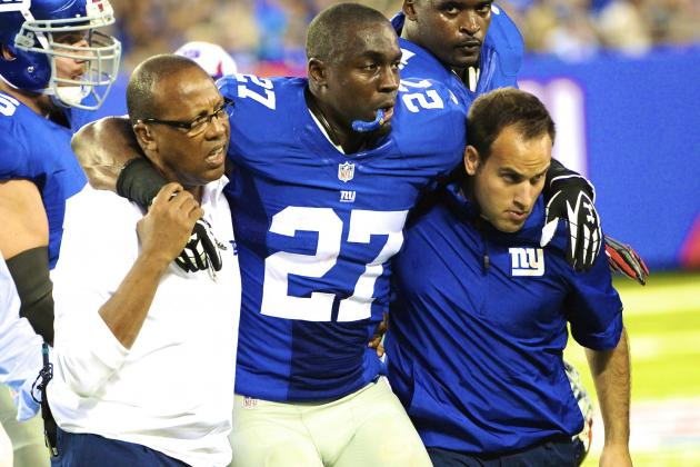Stevie Brown Injury: Update on Giants DB's Knee, Potential Return Date