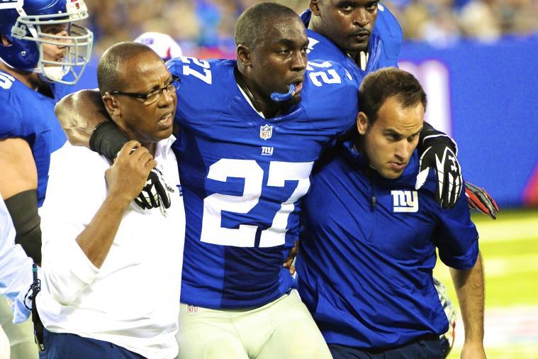 Stevie Brown Injury: Update on Giants DB's Knee, Potential Return Date
