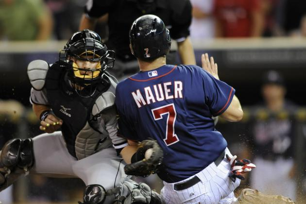 Mauer Taking 'Conservative' Approach to Concussion