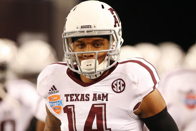 A&M Suspends DBs Everett and Raven