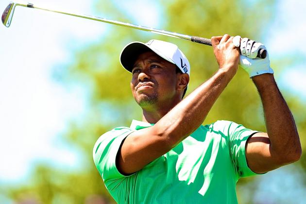 Barclays 2013: Determined Tiger Woods in Position to Start FedEx Cup with Win