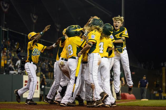 Japan vs. California: Little League World Series 2013 Championship Preview