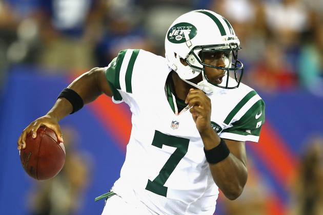 Geno Smith Shows Flashes of Brilliance, Shades of Mark Sanchez in 1st Start