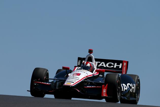 Indy Grand Prix of Sonoma 2013: Start Time, Lineup, TV Schedule and More