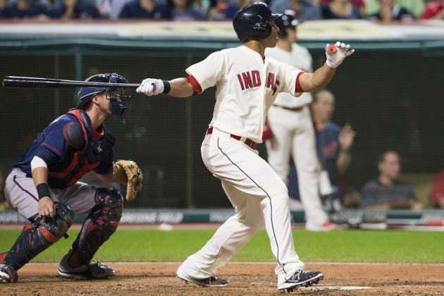 Santana, Kipnis 2-run home runs lift Indians