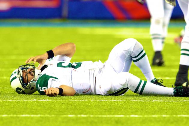 Mark Sanchez Injury: Update on Jets QB's Shoulder, Likely Return Date