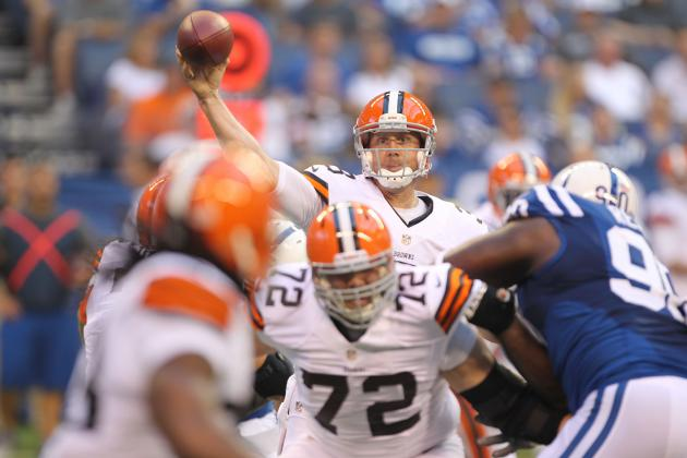 The Pendulum Swings Back for the Browns' Starters vs. Colts