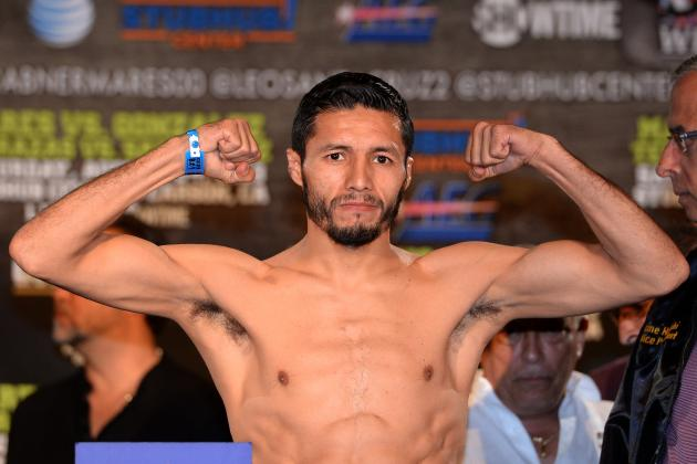 Jhonny Gonzalez Shocks Abner Mares with 1st-Round Knockout