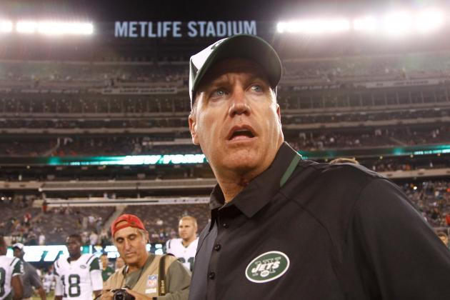 Rex Ryan Should Be Fired After Subjecting Mark Sanchez to Injury in Preseason