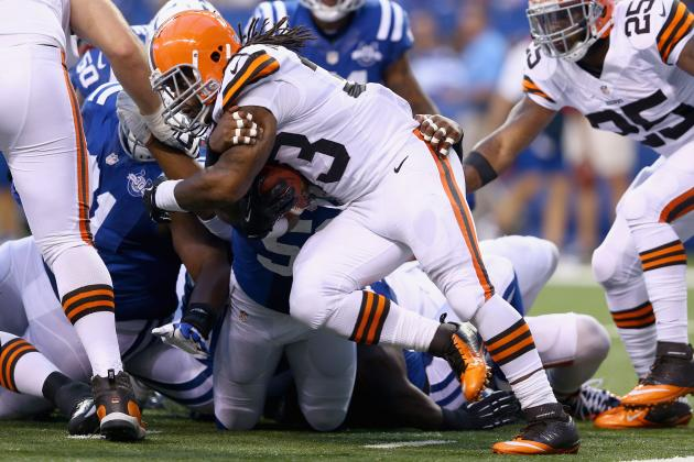 Richardson Lone Bright Spot for Browns in Loss