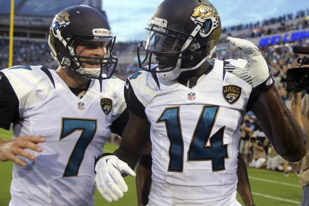 Jaguars Hold Their Own vs. Eagles Without Gabbert