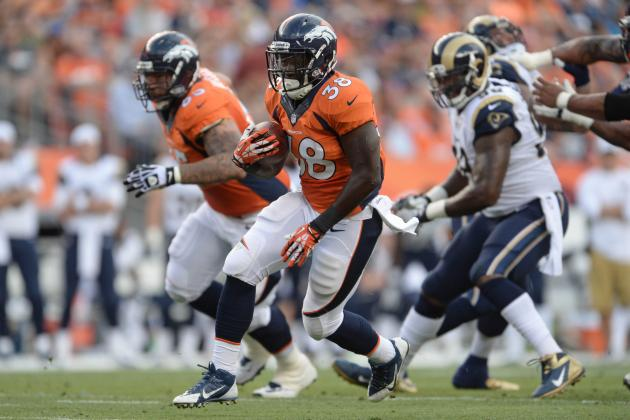 Broncos Hold off Furious Rams' Rally for Win