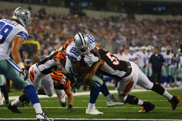 Rapid reaction: Cowboys 24, Bengals 18