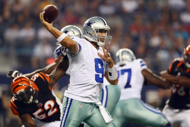Cowboys' Offense Shows Signs of Life in Win over Bengals