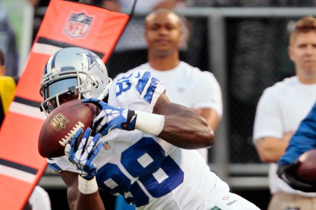 Dez Bryant Stellar in Cowboys Win over Bengals