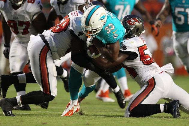 Dolphins' Underdogs Don't Seize Their Opportunities