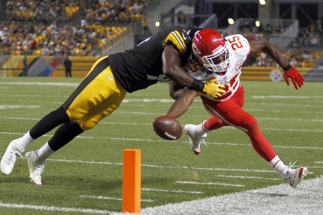 Chiefs Win Preseason Game 3 over Steelers