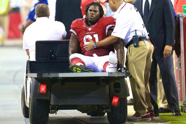 Jonathan Cooper Injury: Update on Arizona Cardinals Guard's Leg and Return Date