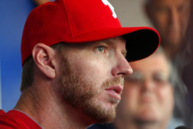Roy Halladay Will Return Sunday, Start for Phillies