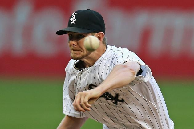 White Sox Ace Chris Sale Takes out Frustrations on an Innocent Ice Chest