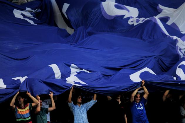 Chelsea Supporters' Matchday Traditions at Stamford Bridge