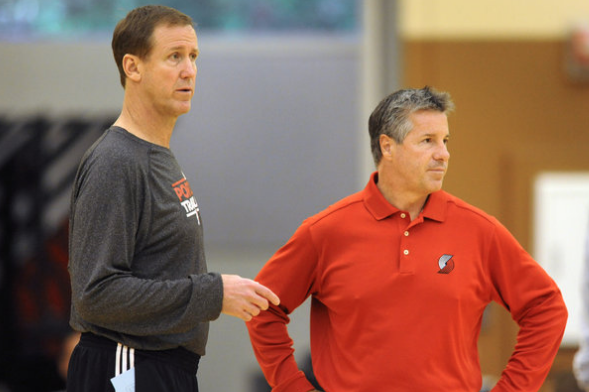 How Will Blazers Coach Terry Stotts Handle the Playing Rotation Next Season?