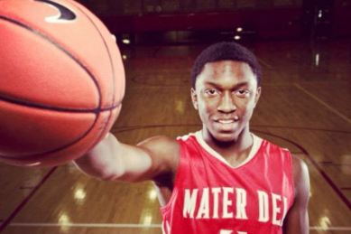 Stanley Johnson Confident He's the Man for Calipari, Kentucky