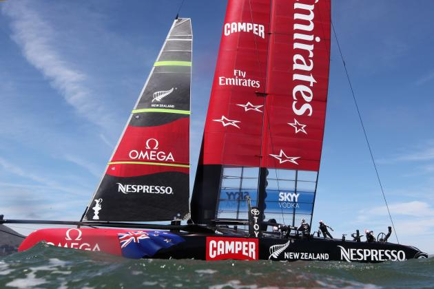America's Cup San Francisco 2013: Kiwis Should Be Considered Major Threat to US