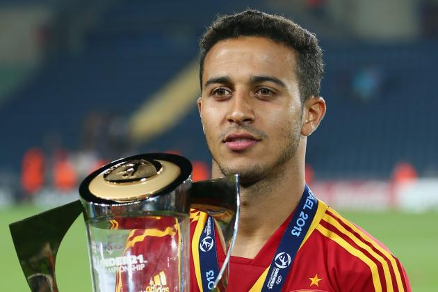 Thiago Alcantara Injury: Updates on Bayern Star's Ankle, Potential Return Date