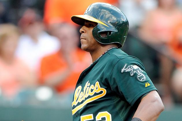Yoenis Cespedes Gets Day off Today vs. Orioles