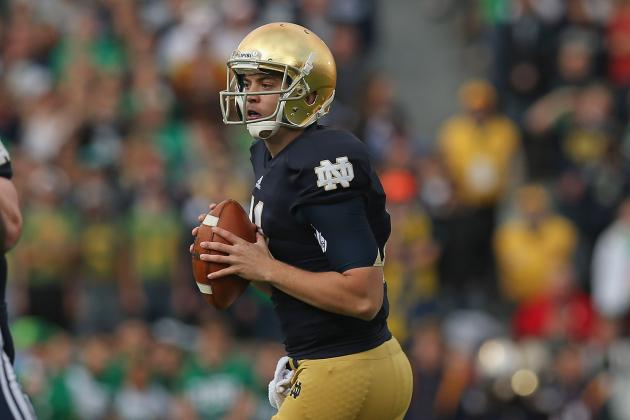 Notre Dame Football: Is It Time for Rees to Rise?