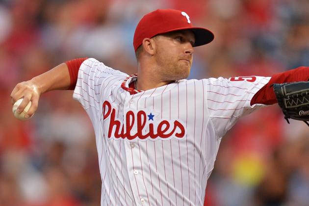 Phillies Option Tyler Cloyd and Luis Garcia, Recall J.C. Ramirez from AAA