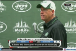 Rex Ryan Melts Down in Press Conference