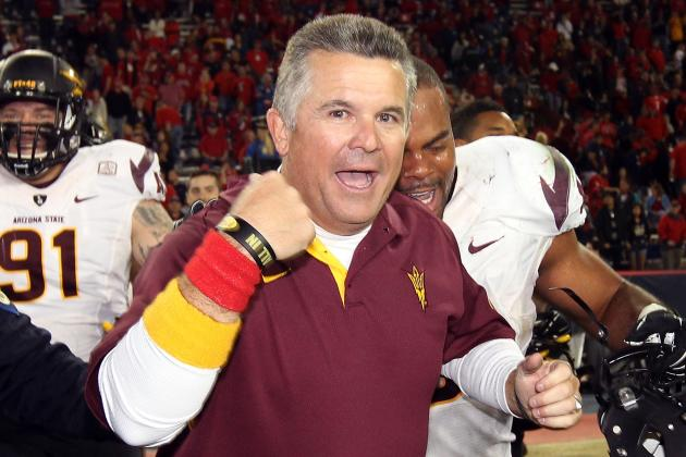Which Freshmen Will Make an Immediate Impact for Arizona State Football?