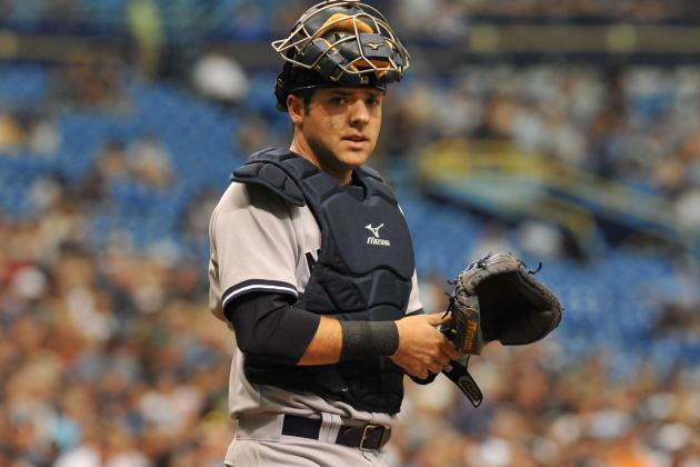 New York Yankees' Catcher Austin Romine Keeps It All in the MLB Family