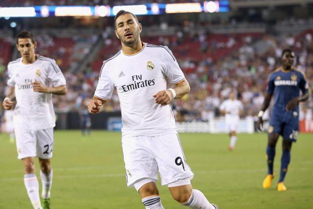 Real Madrid Transfer News: Breaking Down Arsenal's Pursuit of Karim Benzema