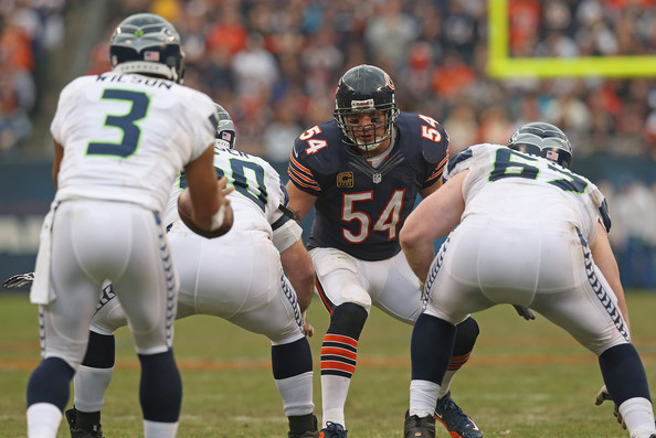 Urlacher Names Player Who Ended His Career
