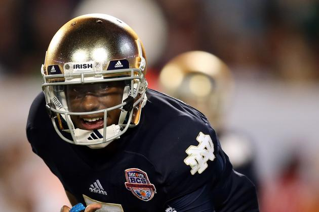 Golson's 'Free Pass' on Academics Is Compromising Notre Dame's Core Values
